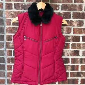 New Directions Winter Vest, Like New, Sz PS